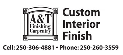 A & T Finishing Carpentry - Carpentry Vernon